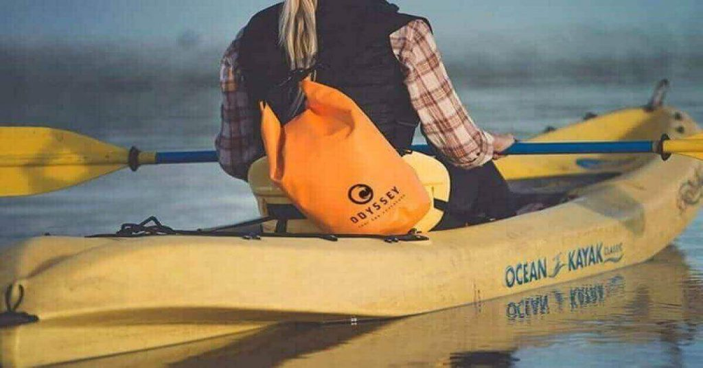 best waterproof dry bags for kayaking 2021